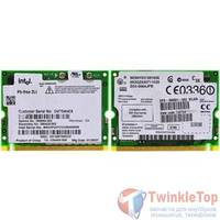 Модуль Wi-Fi 802.11b/g Mini PCI-E (HMC) - FCC ID: PD9WM3B2200BG