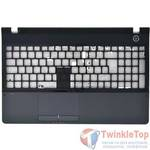 Верхняя часть корпуса ноутбука Samsung NP300E5C / BA75-03590J черный Вертикальный enter