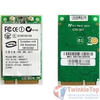 Модуль Mini PCI-E - FCC ID: I4L-MS6877