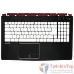 Верхняя часть корпуса ноутбука MSI GE62 6QF Apache Pro / E2P-6J10216-Y31 черный