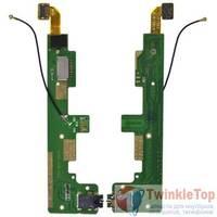 Шлейф / плата Digma Platina 7.85 3G NS7840MG A785-SUB-V1.1 на аудио разъем