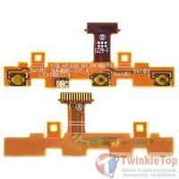 Шлейф / плата Sony Tablet P SGPT211 364-0201-1177_A на кнопки включения и громкости