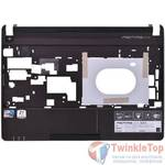 Верхняя часть корпуса ноутбука Acer Aspire one D257 (ZE6) / EAZE6003010 черный