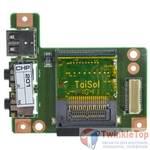 Шлейф / плата Lenovo B560 / 55.4JW03.001 на аудио разъем