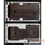Лоток, держатель Sim Xiaomi Redmi 4 белый