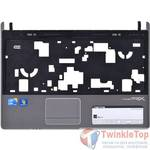 Верхняя часть корпуса ноутбука Acer Aspire 3820T / 39.4HL02.XXX черно-серый