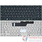 Клавиатура для Samsung NP355V4C черная без рамки