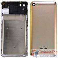 Задняя крышка DEXP Ixion XL150 / золото