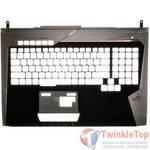 Верхняя часть корпуса ноутбука ASUS G752VL / черно-серый