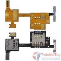 Шлейф / плата LG PRADA 3.0 P940 EAX64404001_1.2 на SIM reader