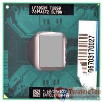 Процессор Intel Core Duo T2050 (SL9BN)