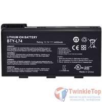 Аккумулятор для BTY-L74 / 11,1V / 4400mAh / 48Wh