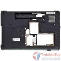 Нижняя часть корпуса ноутбука HP Compaq Presario CQ71 / 370P7BATPD0 черный