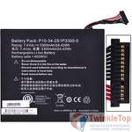 Аккумулятор для Viewsonic ViewPad 10s / P10-34-2S1P3300-0