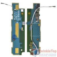 Шлейф / плата Sony Xperia C C2305 5860SUB-005 на вибромотор