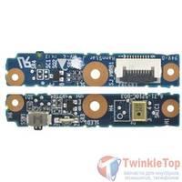 Шлейф / плата Prestigio MultiPad VISCONTE 2 (PMP812F) 6-71-S210C-D03 на кнопку включения
