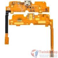 Шлейф / плата LG L70 D325 EAX65608401 на разъем питания